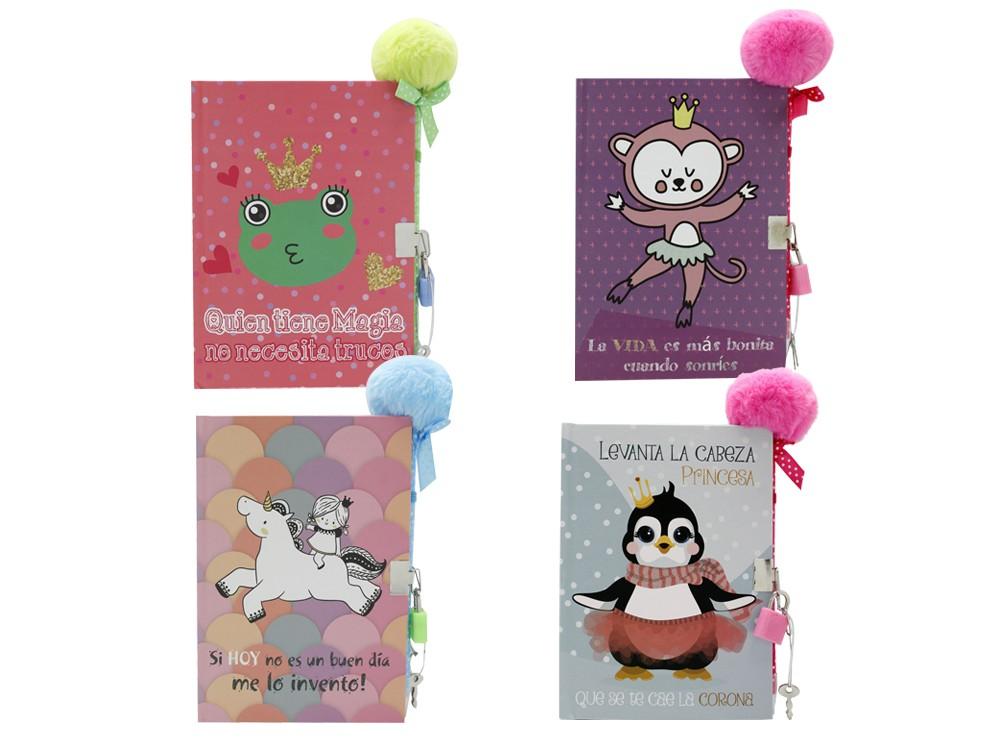Diario pequeñas princesas