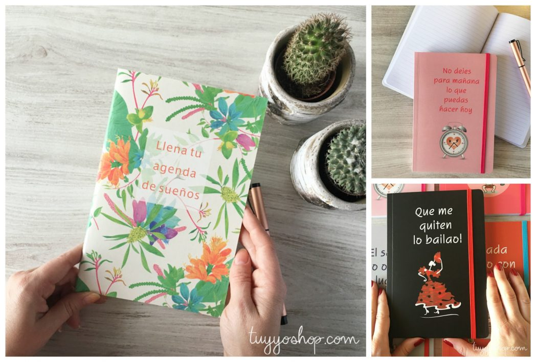 cuadernos originales collage III