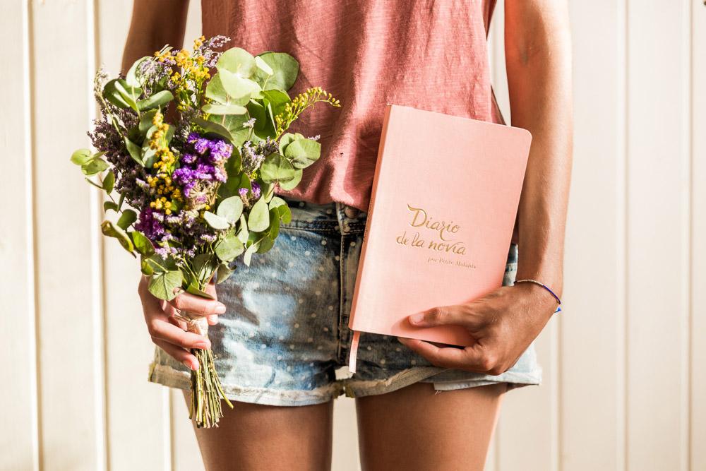 Diario de la novia: La agenda que necesitas para preparar tu boda DIARIO DE LA NOVIA PRINCIPAL