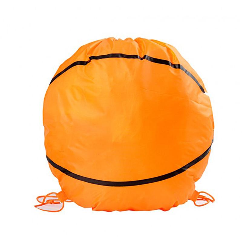 Mochila plegable deportes Mochila plegable baloncesto detalles infantiles