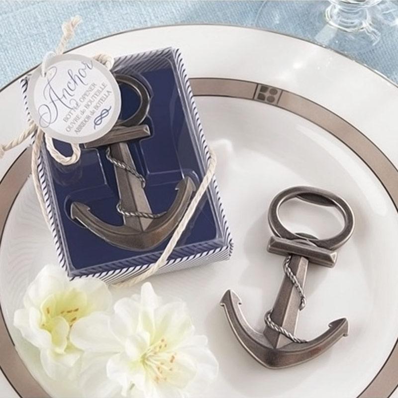 Abridor para boda modelo ancla.