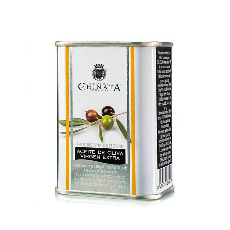 Aceite de Oliva para boda en lata de 100ml