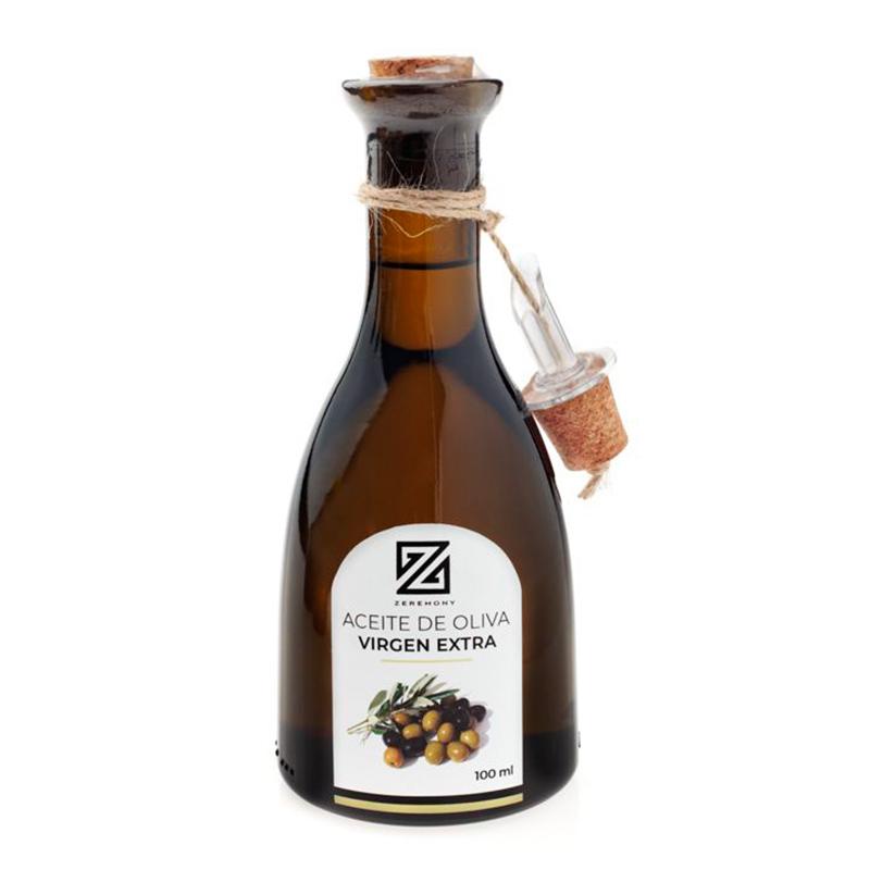 Ultimos regalos para invitados añadidos aceite gourmet boda con vertedor