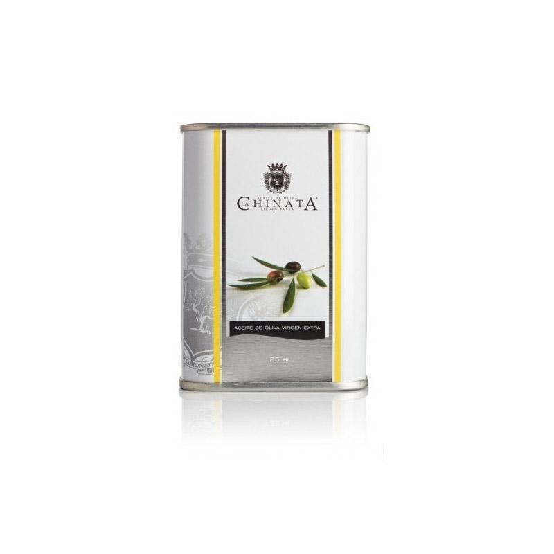 Aceite de oliva para boda en lata. 125ml.