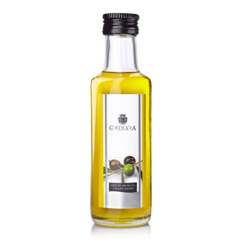 Botella de aceite para boda, Virgen Extra. Botella de cristal. 100ml