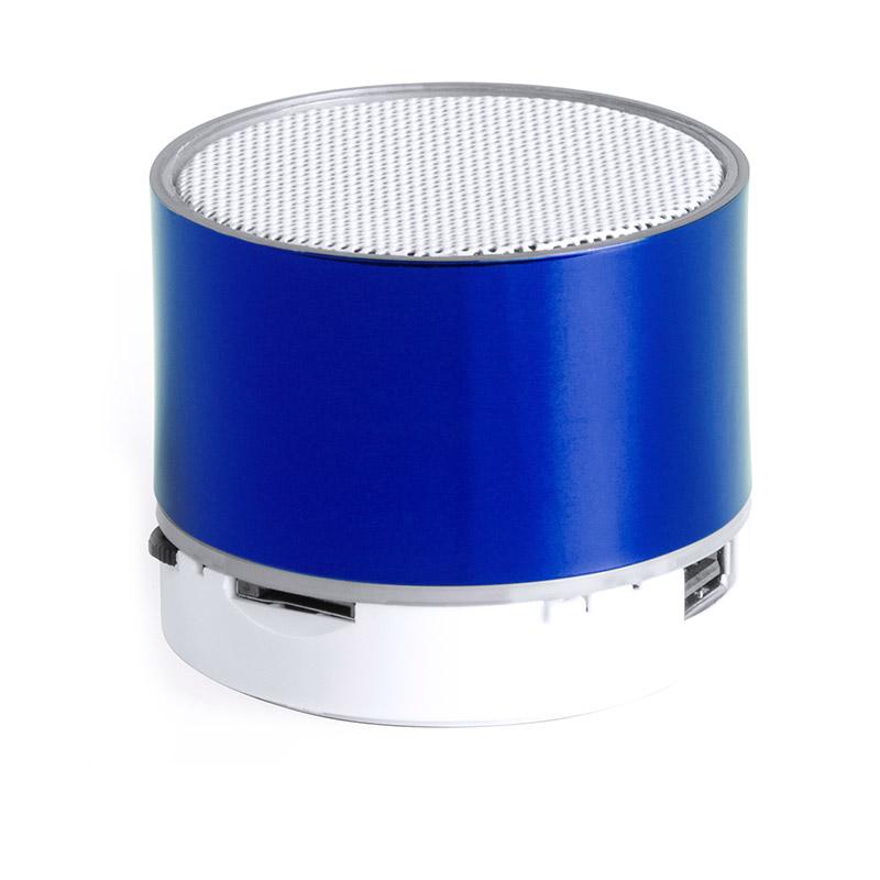 Altavoz para boda. Bluetooth. Batería recargable. Led. Micro Sd. Radio Fm. 7 colores