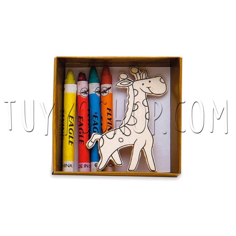 animalitos en madera para pintar