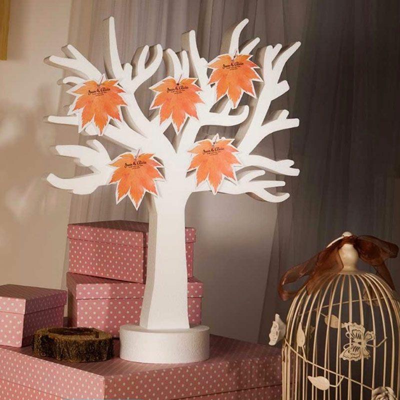 Arbol de corcho decorativo. Arbol de deseos. 57x48cm
