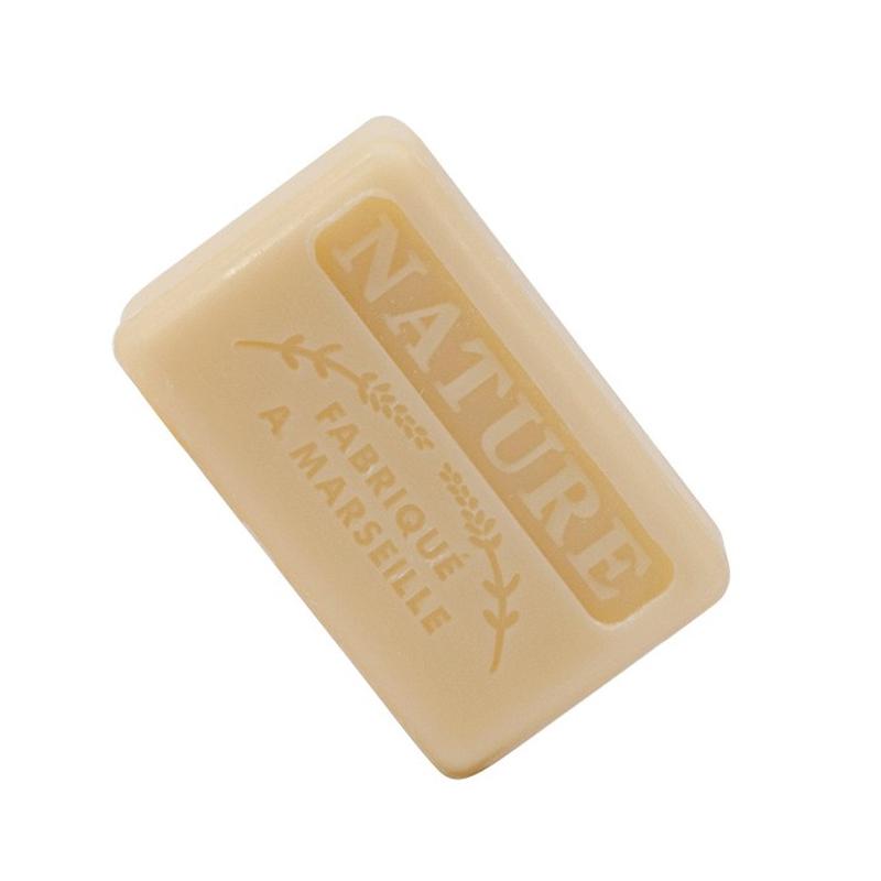 Pastilla de Jabón de Marsella Natural