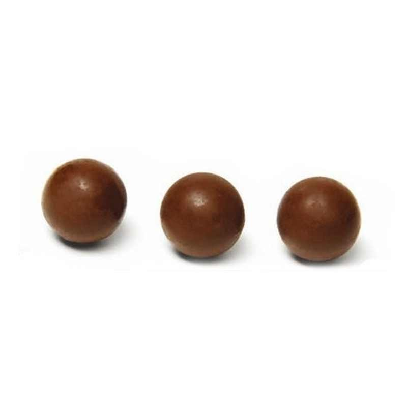 balones de chocolate