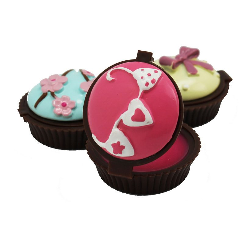 bálsamo labial muffins