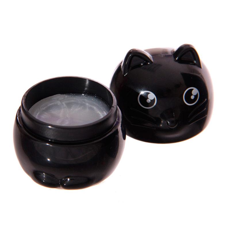Bálsamo labial para boda. Modelo lindo gatito. 3 colores. 4x3,5cm