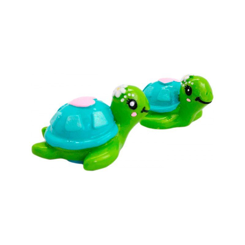 Divertido brillo labial para boda en forma de tortuga