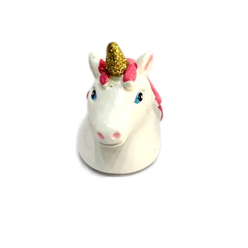Bálsamo labial para boda en forma de Unicornio