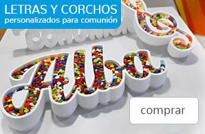 Banner para corchos de comunión