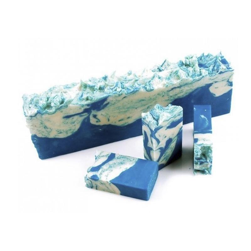 Jabón artesano en barra de algas marinas