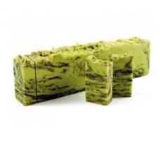 Jabón artesano en barra con árbol del té y té verde