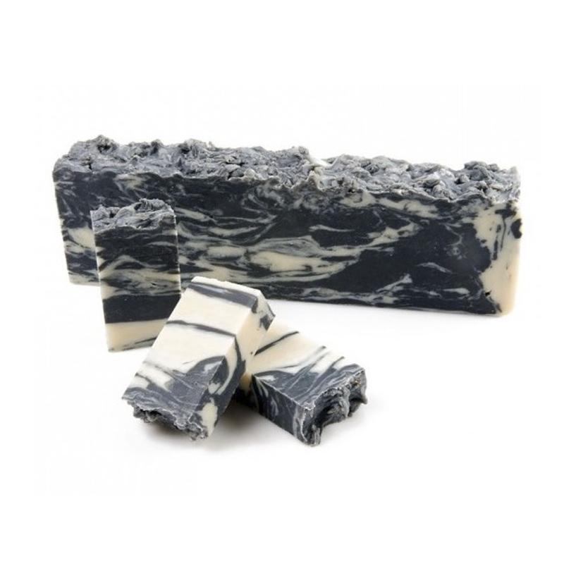 Jabón artesano en barra de lodos marinos