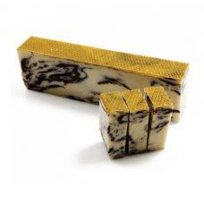Jabón artesano en barra con miel y propóleo