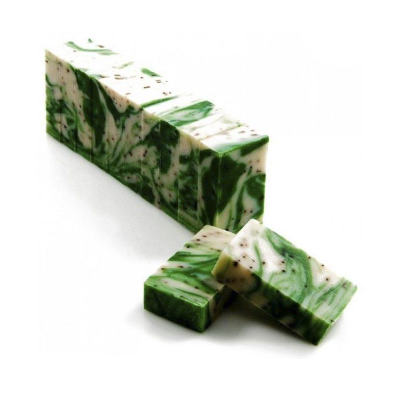 Jabón artesano en barra de romero