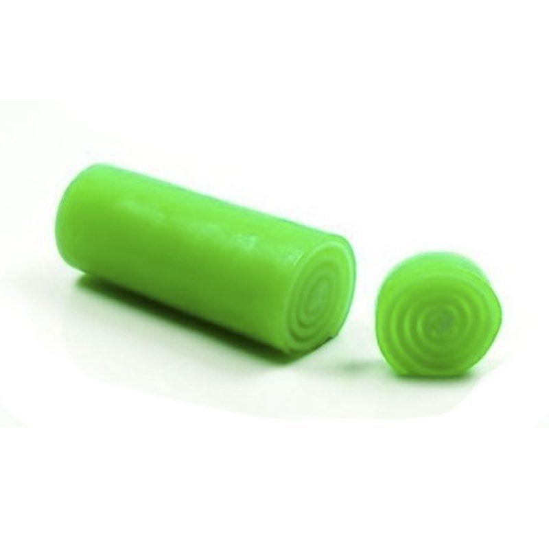 Jabón de glicerina enrollado en barra, aloe vera