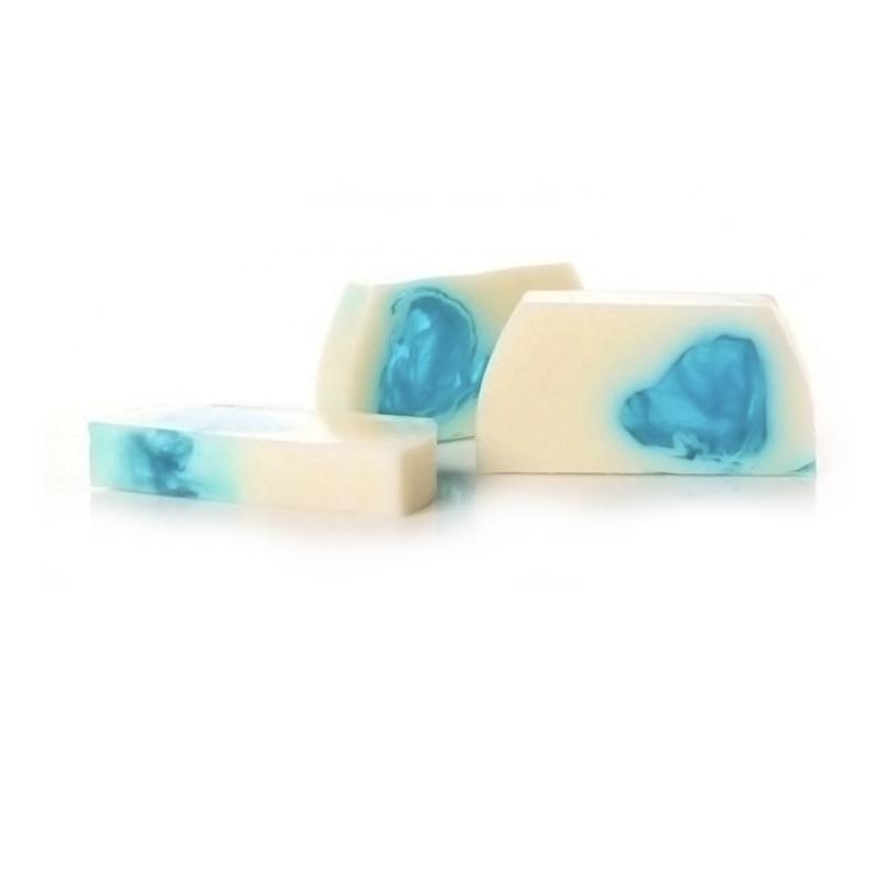 Jabón en barra con aroma contratipo, discret fresh