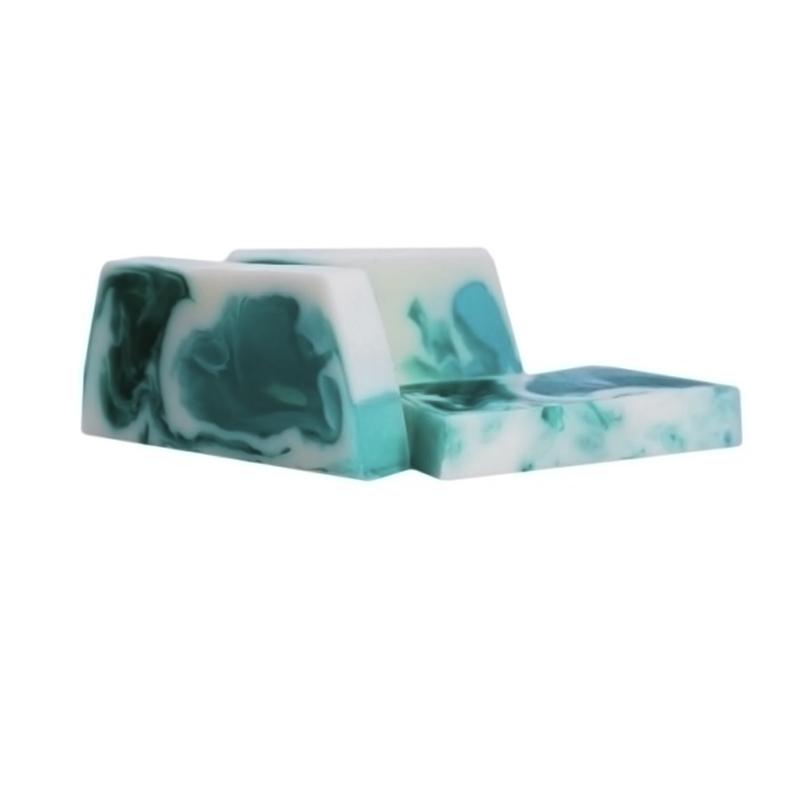 Jabón en barra con aroma contratipo, icefield