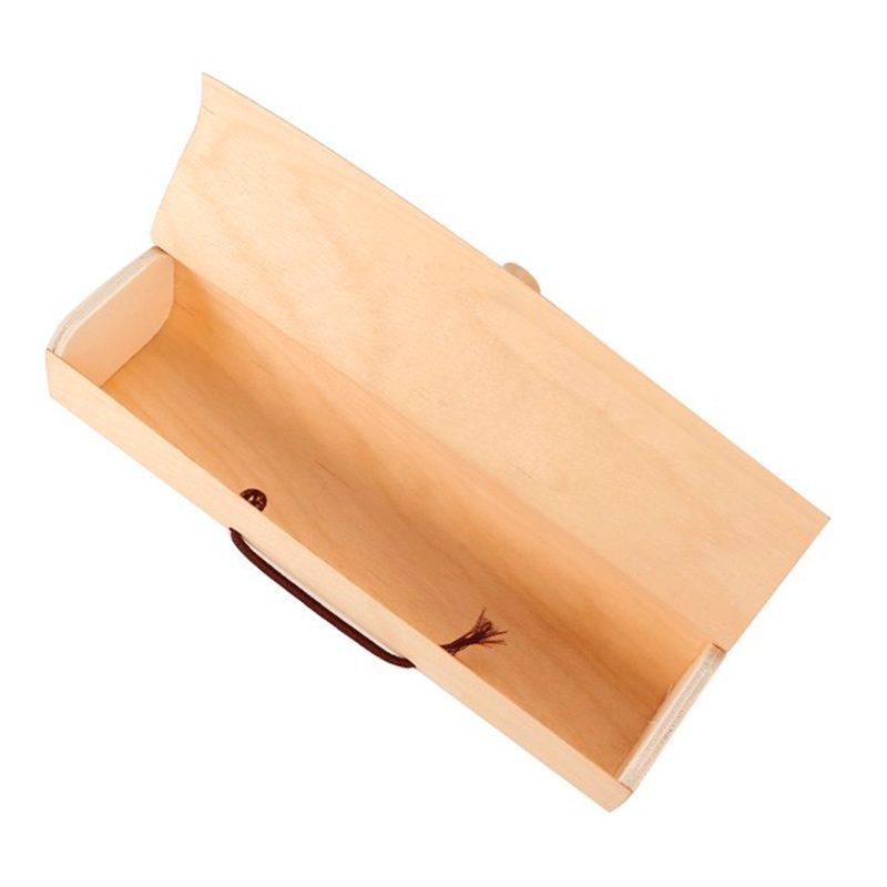 Baúl kraft rígido rectangular