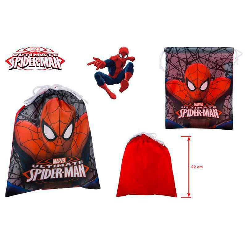 Bola merienda Spiderman