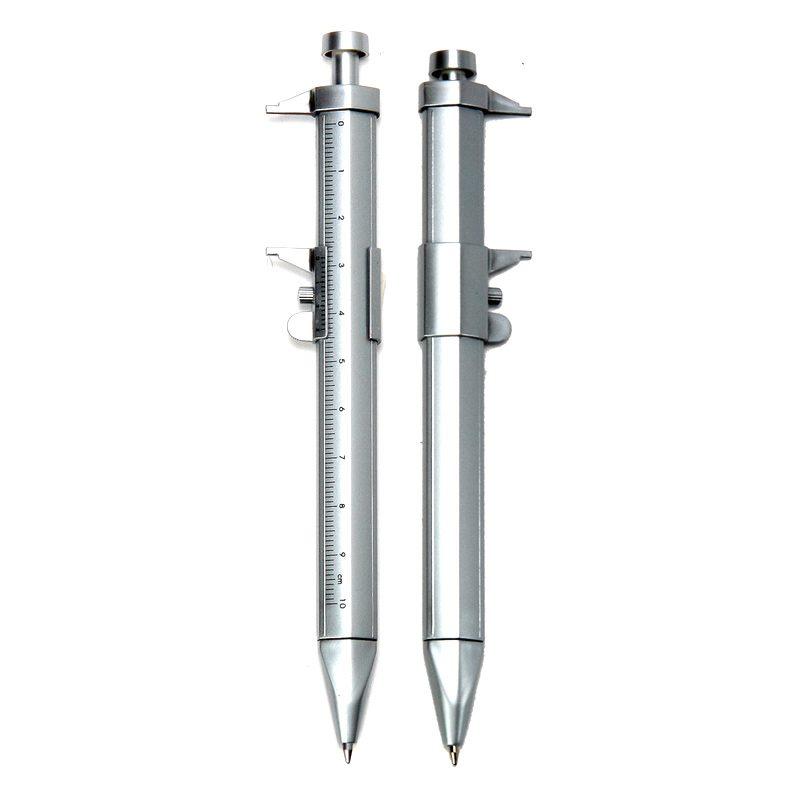 Bolígrafo para boda con función calibre.