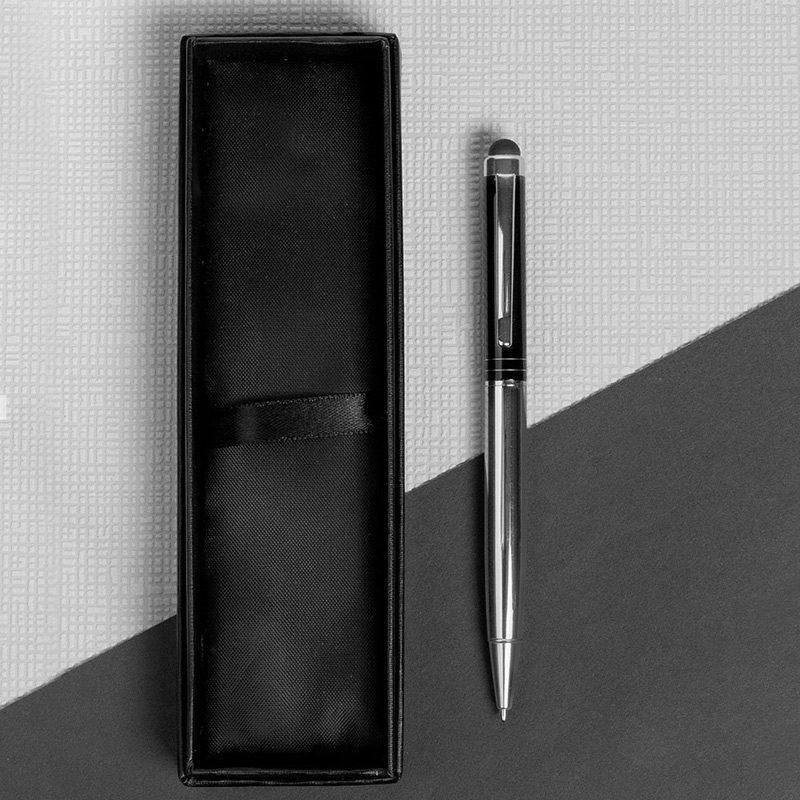 Bolígrafo puntero para boda, presentado en caja. Excellence.