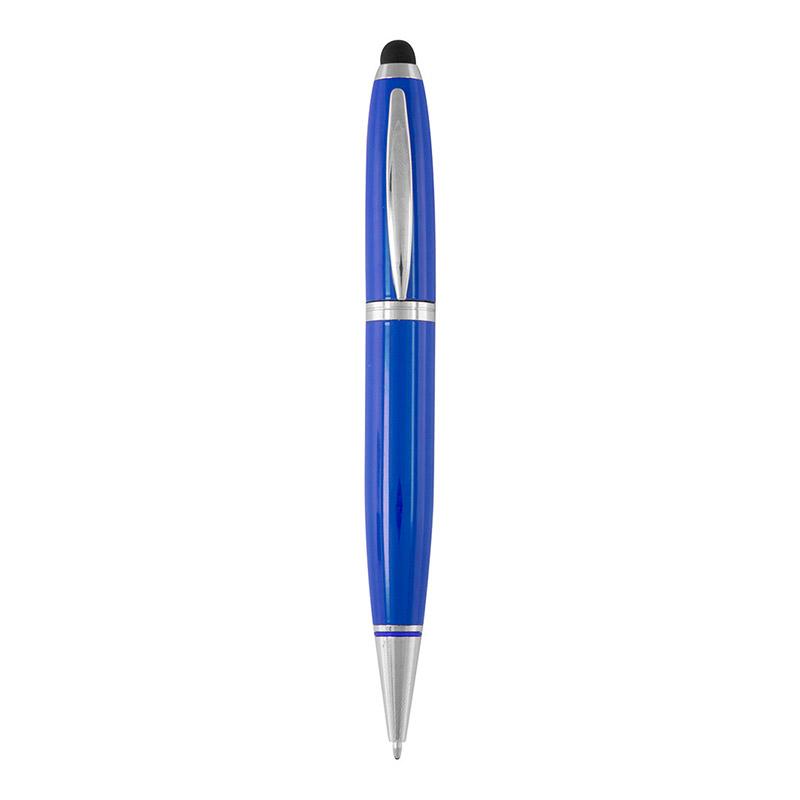 Bolígrafo premium. Puntero táctil. Pen drive 16gb. Presentado en cajita.