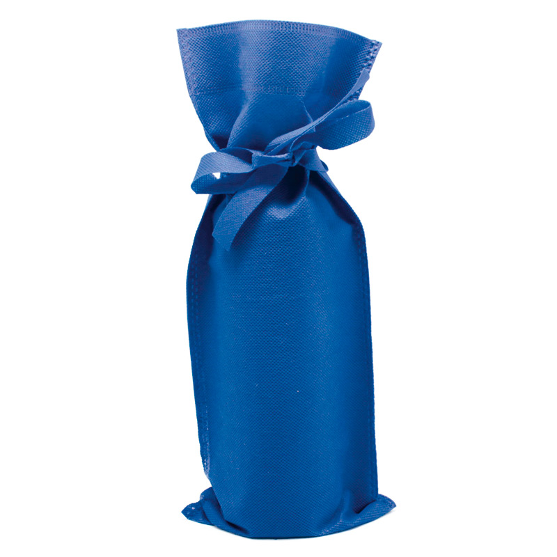Bolsa de regalo para vino, varios colores bolsa de regalo para vino varios colores azul