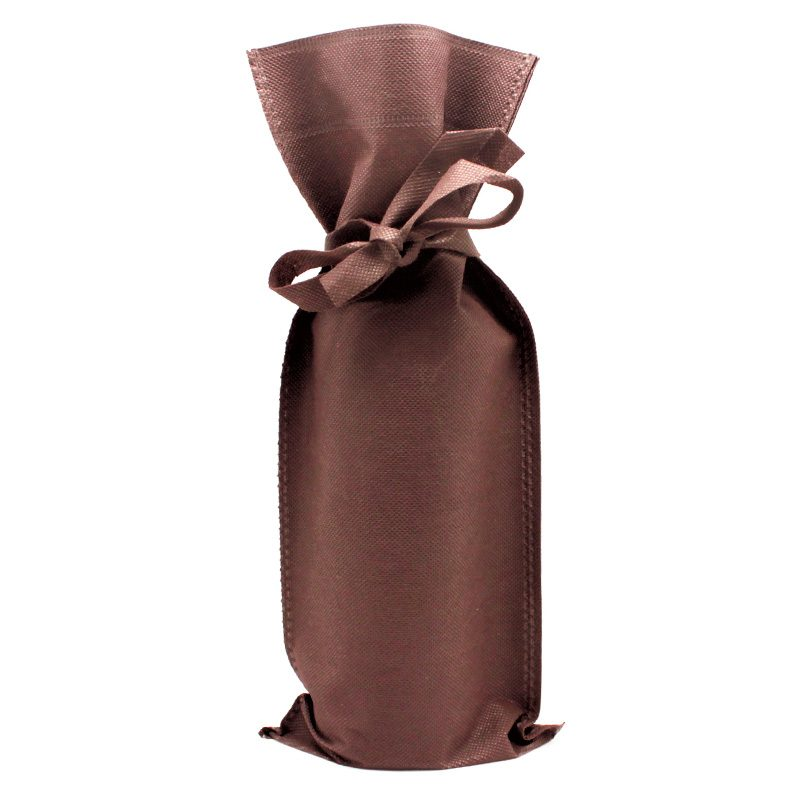 Bolsa de regalo para vino, varios colores bolsa de regalo para vino varios colores marron