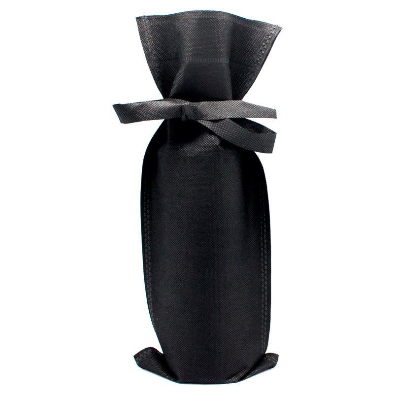 Bolsa de regalo para vino, varios colores bolsa de regalo para vino varios colores negro