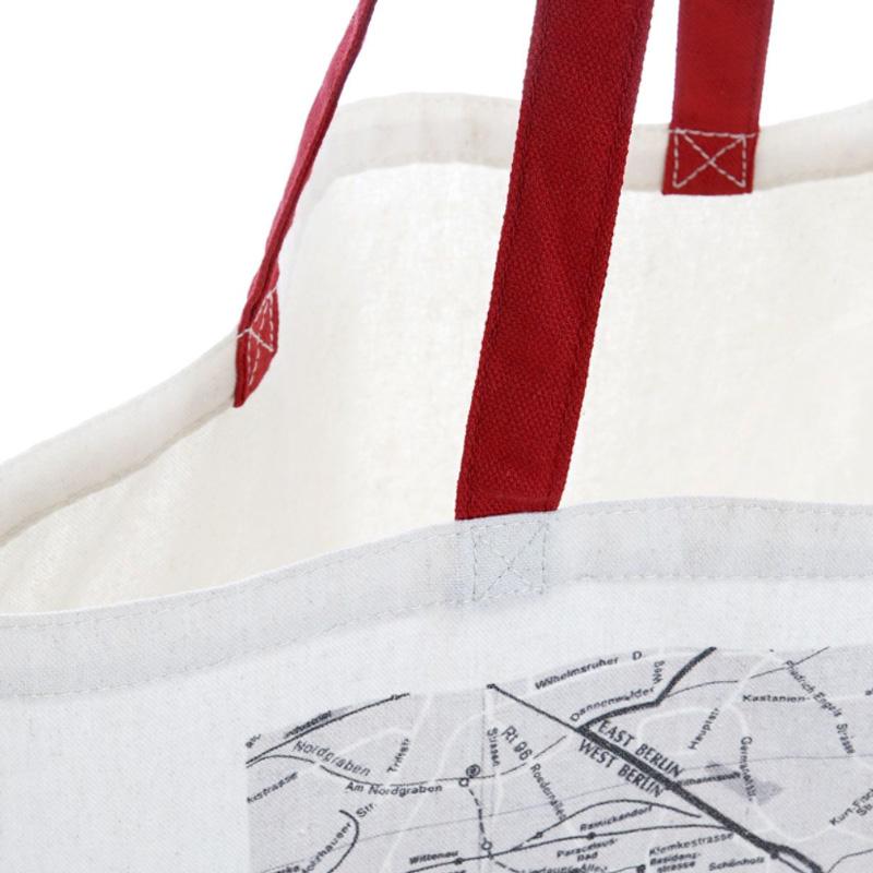 Bolsa de algodón con asa. Modelo Citys. 6 diseños. 43x40cm bolsa para boda modelo citys 3