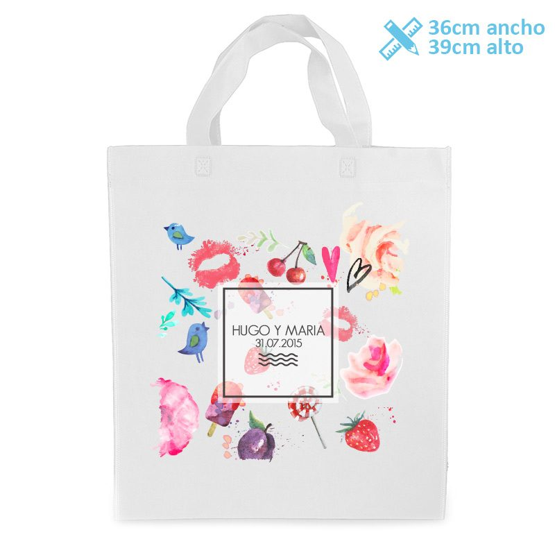 bolsa para boda modelo wedding in summer