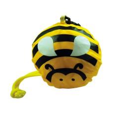 Bolsa plegable abeja