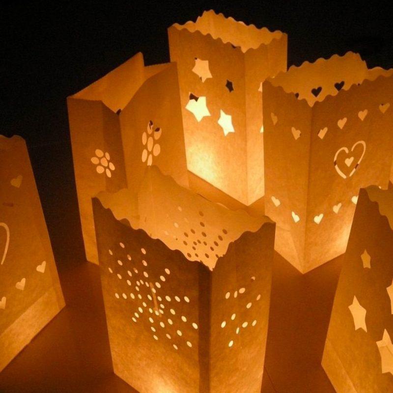 Bolsa papel decoraci n para velas soles tu yo shop - Bolsas de papel para velas ...