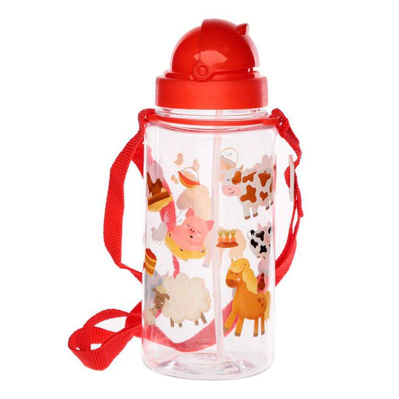 Ultimos regalos para invitados añadidos botella infantil granja 450 5