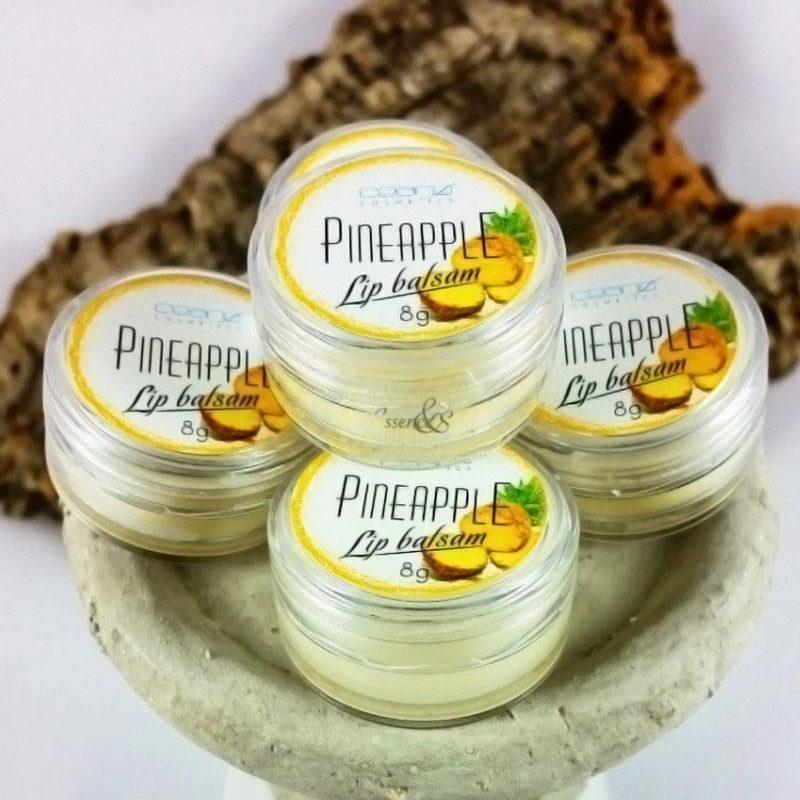 Bálsamo natural con aroma a Piña