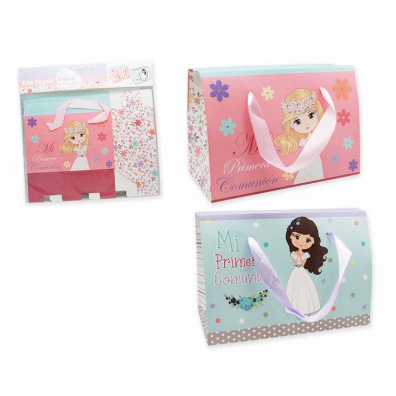 Caja de regalo Primera Comunión Niña caja de regalo primera comunion nina 1