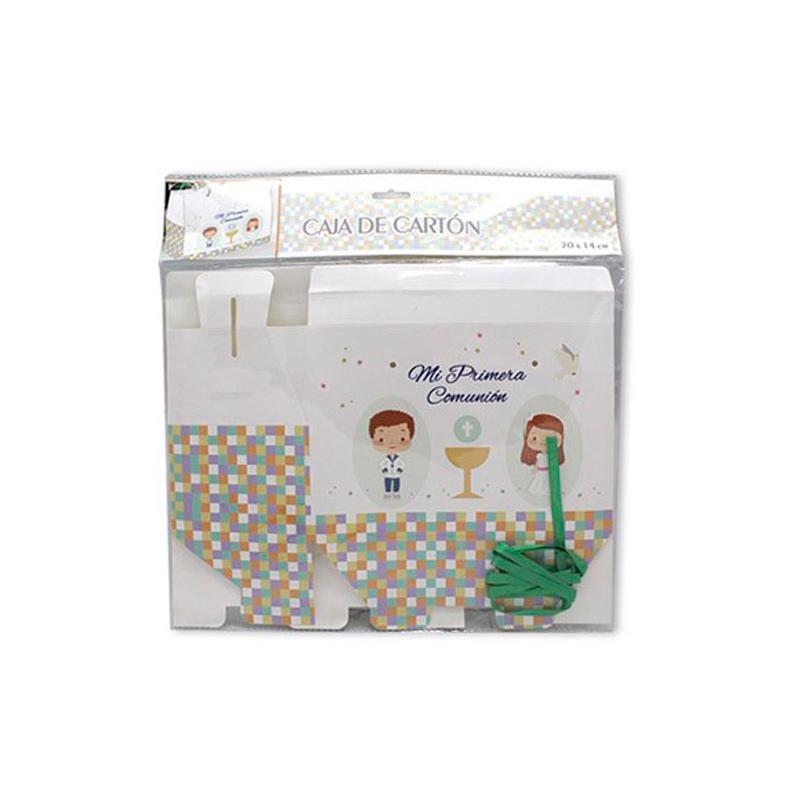 Caja de regalo Primera Comunión Niño y Niña