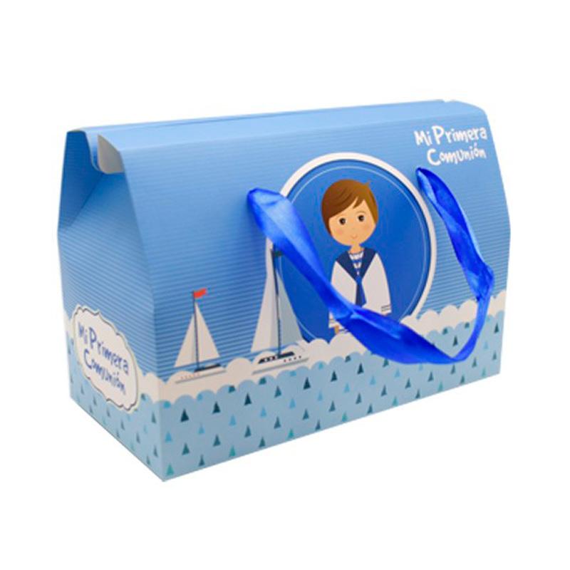 Caja de regalo Primera Comunión Niño