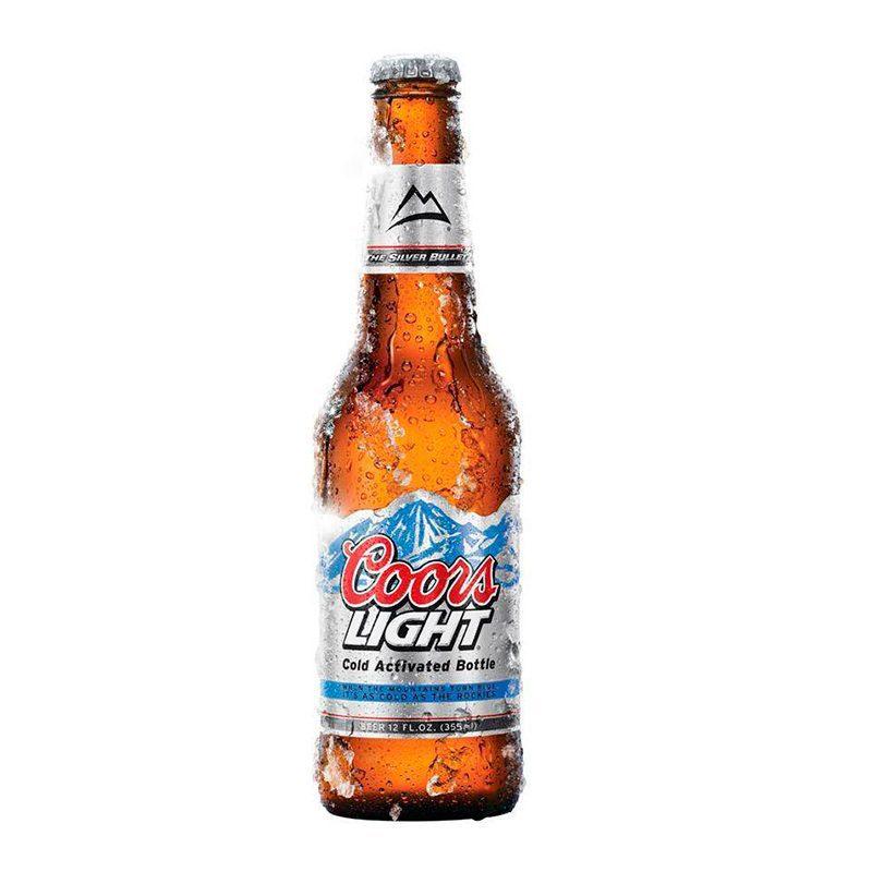 Cerveza premium lager usa. Coors.