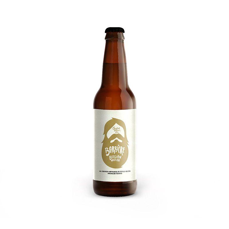Cerveza para boda. Barbiere Blanche Belga. Pack de 24 unidades.