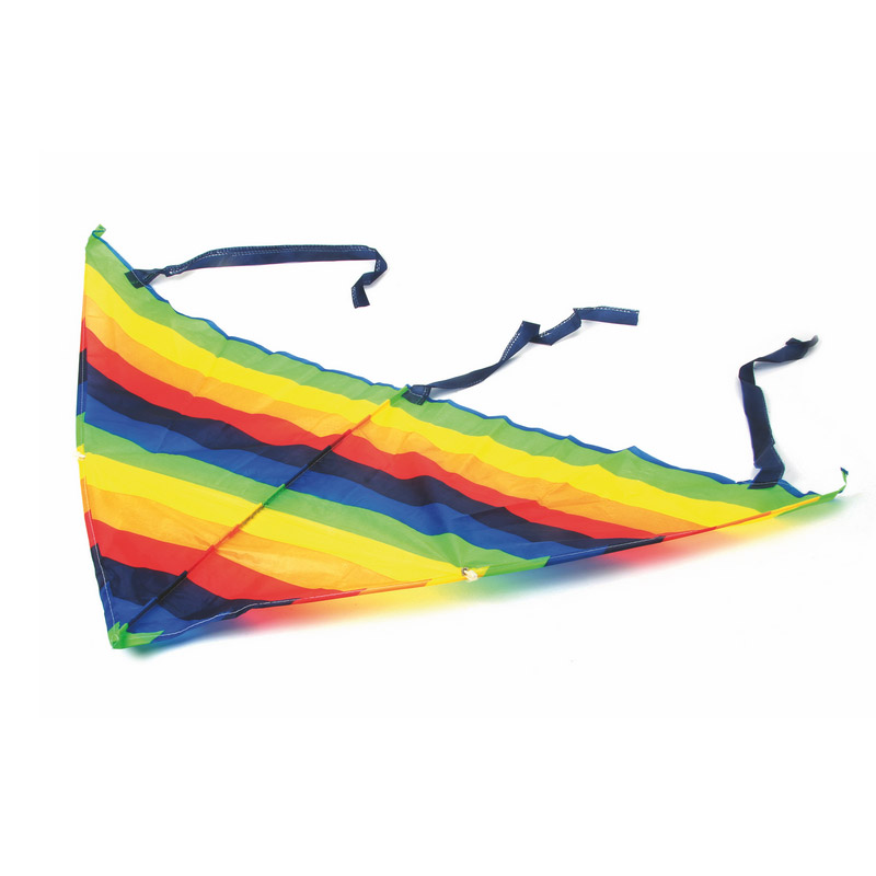 Cometa para niños modelo Rainbow. 115x58cm.