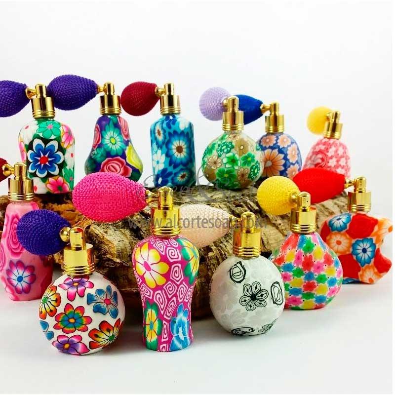 Perfumeros y vaporizadores