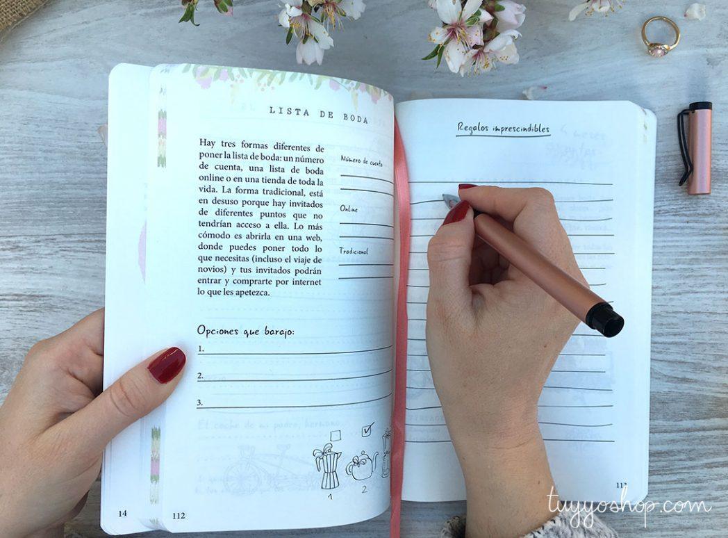 diario de la novia IV
