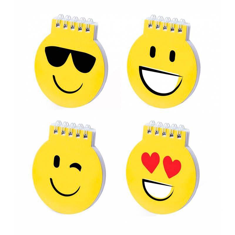 Divertidas libretas emoticonos divertidas libretas emoticonos